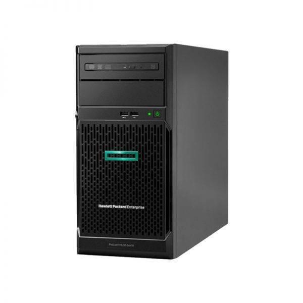 foto servidor ml30 de perfil