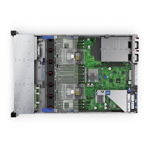 Servidor HPE ProLiant DL380 Gen10 4208 1P 32 GB-R P816i-a NC 12LFF 800 W RPS2