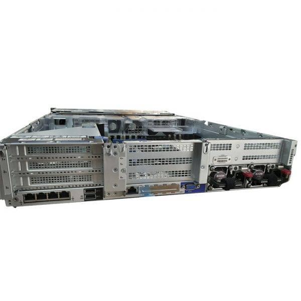 Servidor HPE ProLiant DL380 Gen10 4208 1P 32 GB-R P816i-a NC 12LFF 800 W RPS3