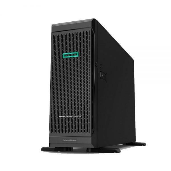 foto servidor hp ml350 gen10 perfil