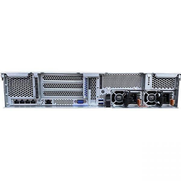 servidor SR650 traseira
